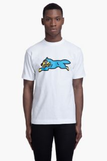 Ice Cream Running Dog T shirt for men