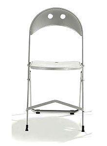 Bonaldo Birba Modern Folding Chair by James Bronte Sports