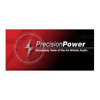 Precision Power DPX 222 Dual Active Electronic Crossover