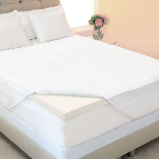 Eco friendly 3 inch Twin/ Twin XL/ Full size Memory Foam Mattress