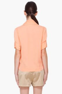 By Malene Birger Shazia Apricot Blouse for women
