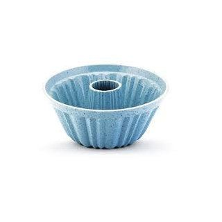 Paula Deen 9 Fluted Stoneware Mold Aqua Everything Else