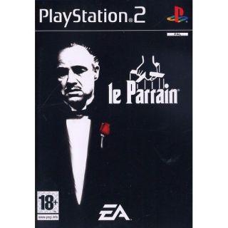LE PARRAIN (le jeu) / jeu console PS2   Achat / Vente PLAYSTATION 2 LE