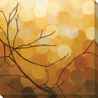 item sean jacobs autumn shade ii wrapped canvas art today $ 145 99
