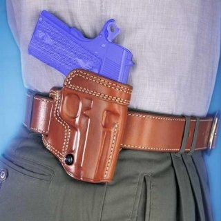 Galco Avenger Belt Holster   Right Hand   Black AV224B