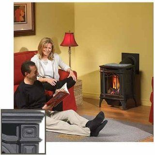 Arlington Direct Vent Cast Iron Gas Stove Fuel Type