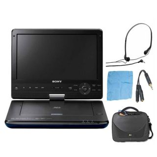 Sony BDP SX1000 Portable Blu Ray Player with Kit