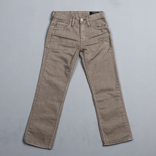 Buffalo by David Bitton Big Boys Brown Straight Leg Jeans