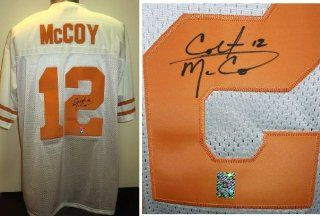 University of Texas Longhorns   Colt McCoy Autographed