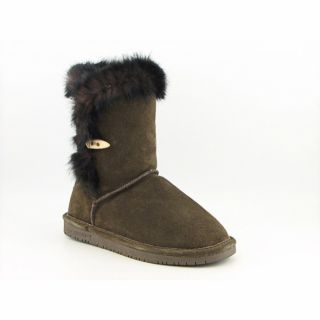 Bearpaw Mackenzie Womens Brown Maple Winter Boots