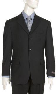 Antonio Treviso Black Mens Travel Suit