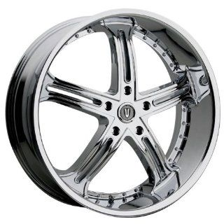 Versante VE226C 226 Wheels Rims 24x9.5 Chrome wheels MEGNUM CHRISLTER