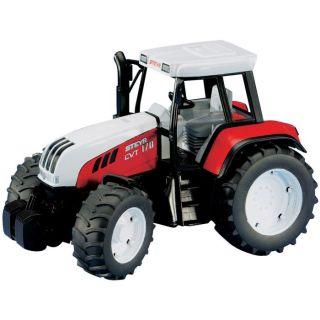 Tracteur STEYR CVT 170 Série Super Pro de la marque BRUDER Comme tous