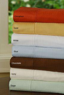 330 tc Egyptian Cotton Swiss Dot Sheet Set