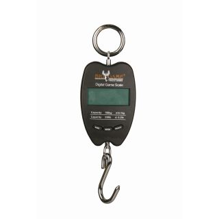 Big Game 330 Pound Digital Game Scale Today $47.99