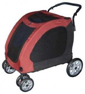 Pg Expedition Pet Stroller Xl Burgungy (Catalog Category