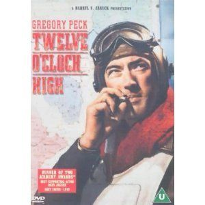 Twelve OClock High Gregory Peck, Hugh Marlowe, Gary