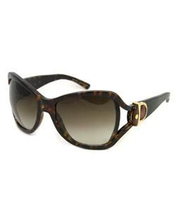 Marc Jacobs Havana Womens Sunglasses