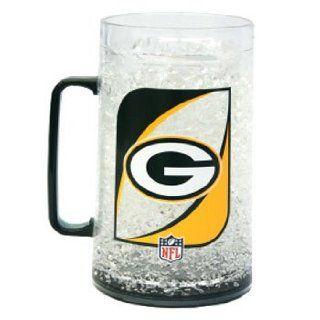 NFL Green Bay Packers 36 Ounce Crystal Freezer Monster Mug