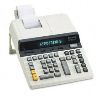 Canon CP1213D 2 Color Commercial Printing Calculator