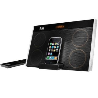 Altec Lansing IMT702 Portable Speakers with Digital Player Dock