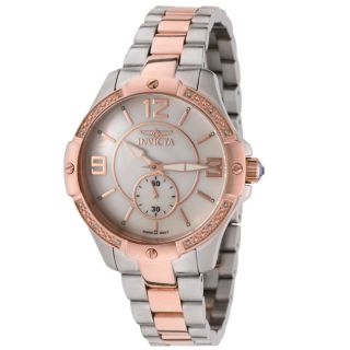 Invicta Womens Invicta II Two tone Watch