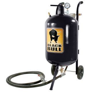 Black Bull 10 Gallon Abrasive Blaster Today $141.76