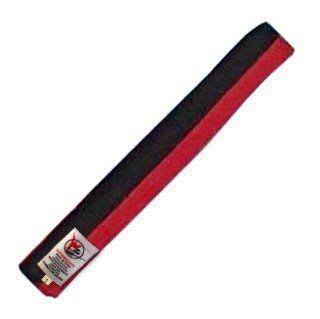 Tae Kwon Do Red Black Color Belts 230cm