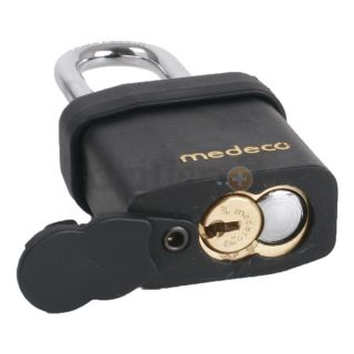 Medeco 54T51F0006XX Padlock.High Security, Keyed Different