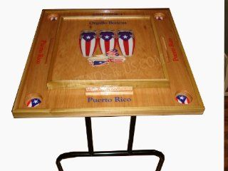 Puerto Rico Congas Domino table Sports & Outdoors