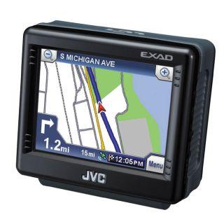 JVC KV PX9BN EXAD 20GB GPS Navigation System   Black