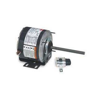 Dayton 3M994 Fan Motor, PSC, 1/2 HP, 1075, 230v, 48YZ, DPAO: