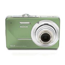 Kodak EasyShare M340 Green Point & Shoot Digital Camera