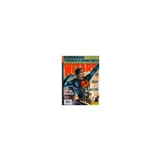 Wizard Magazine 231 Superman: Earth One: Everything Else
