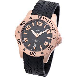 Yves Bertelin Paris Mens Rose Gold Sport Watch