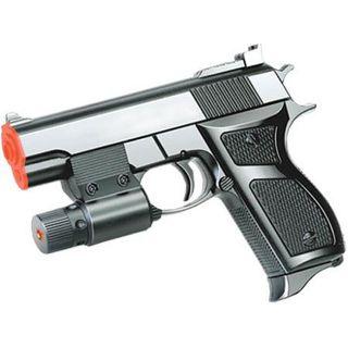 Tactical Compact Pistol FPS 150 Laser Airsoft Gun