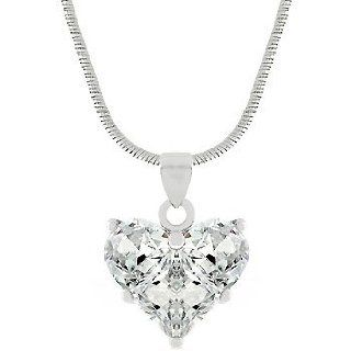 Cz Heart Pendant Everything Else