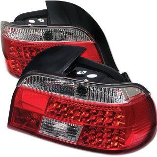 BMW E39 528i 540i M5 5 Series 97 98 99 00 LED Tail Lights + Hi Power