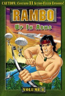 Rambo (Animated Series), Vol. 4 Up In Arms Neil Ross