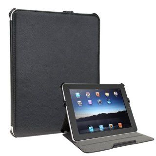 Toblino Leather iPad 1 Case (Folio Convertable Case Multi