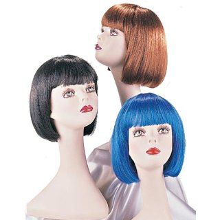 Cindy Long Bob Wig   Black: Everything Else