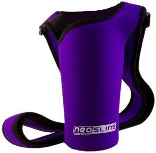 NEOSLING, Adjustable Neoprene Bottle Holder, Violet Pet