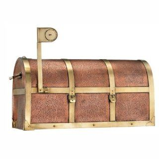 Good Directions 253 Small Steamer Trunk Mailbox