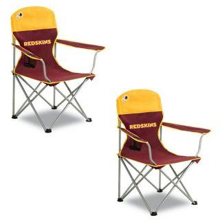 Washington Redskins Arm Chair Set (Pack of 2)