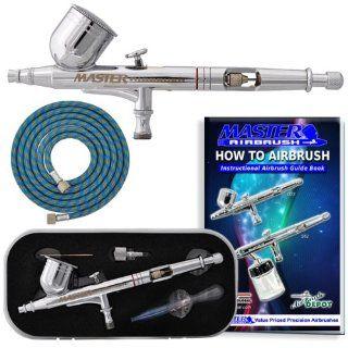 Master Airbrush® Brand G233 SET Multi Purpose Precision