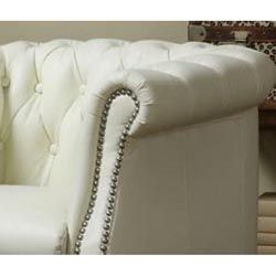 Christina Eco leather Club Chair