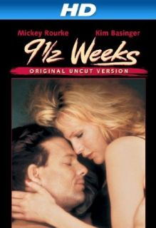 Starring Kim Basinger, Mickey Rourke Directed by Adrian Lyne Runtime