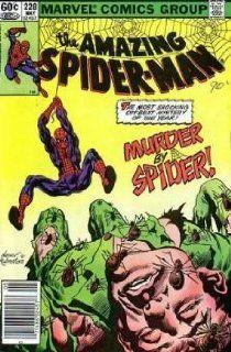 Amazing Spider man, Vol. 1, No. 228, May 1982 Dennis ONeil Books