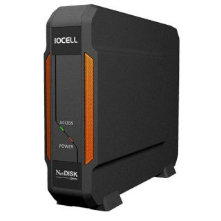 IOCell NetDISK 351UNE Hard Drive Enclosure