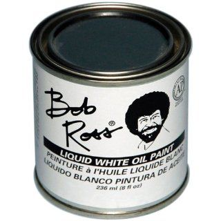 Martin/ F. Weber Bob Ross 236 Ml Oil Paint, Liquid White